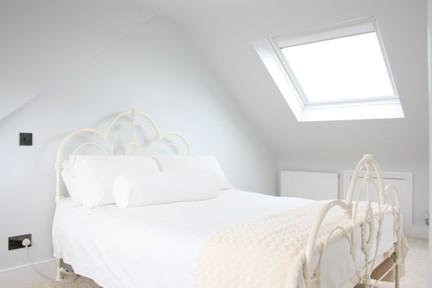 Skylight loft conversion by Simply Loft Richmond, London
