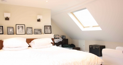 Loft conversion Gylcote Avenue