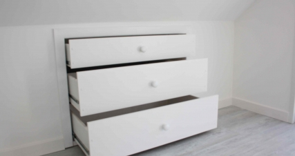 Pull Out Drawer Storage