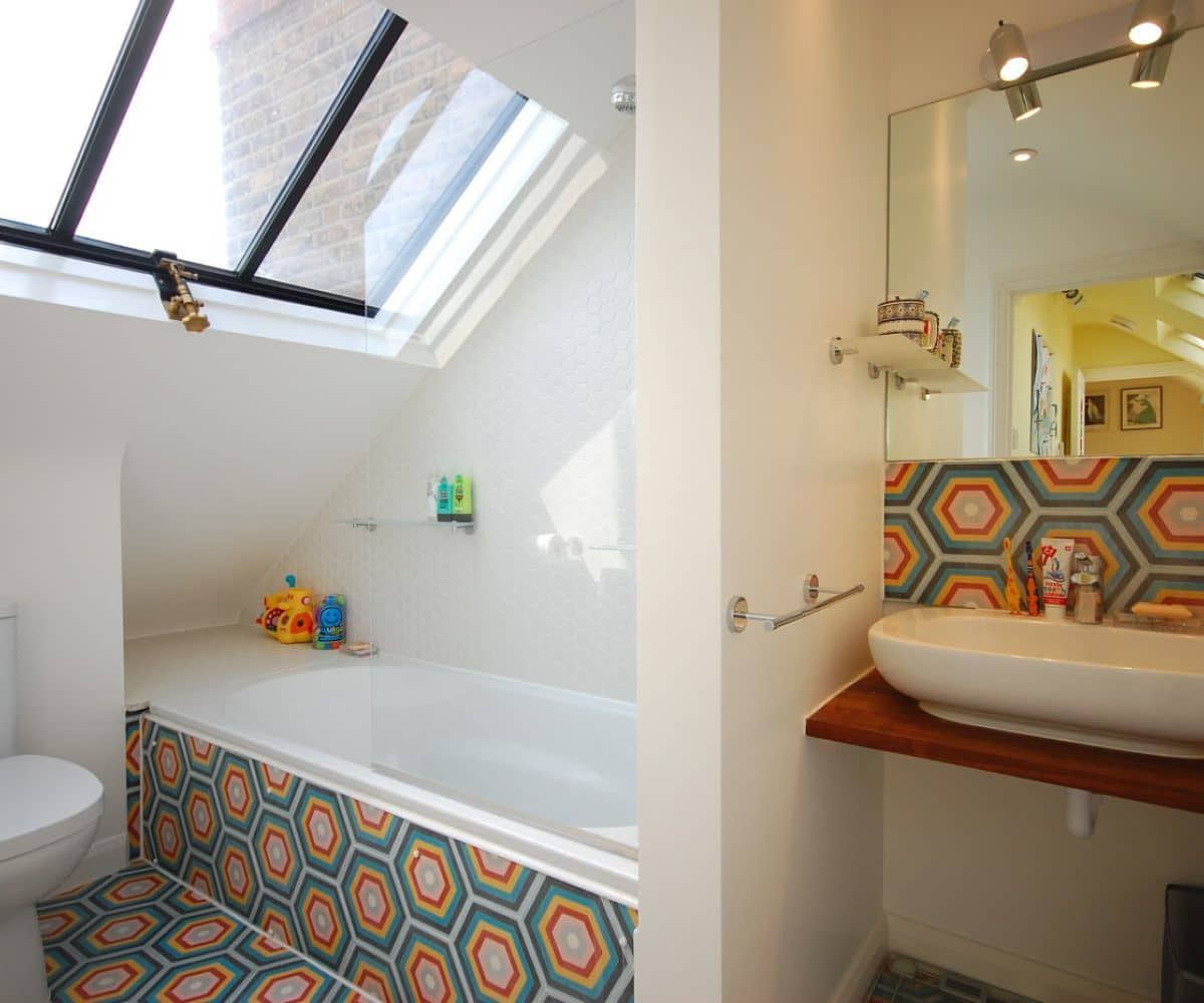How to use dead space in a loft conversion & How to use dead space in a loft conversion - Simply Loft London Loft ...