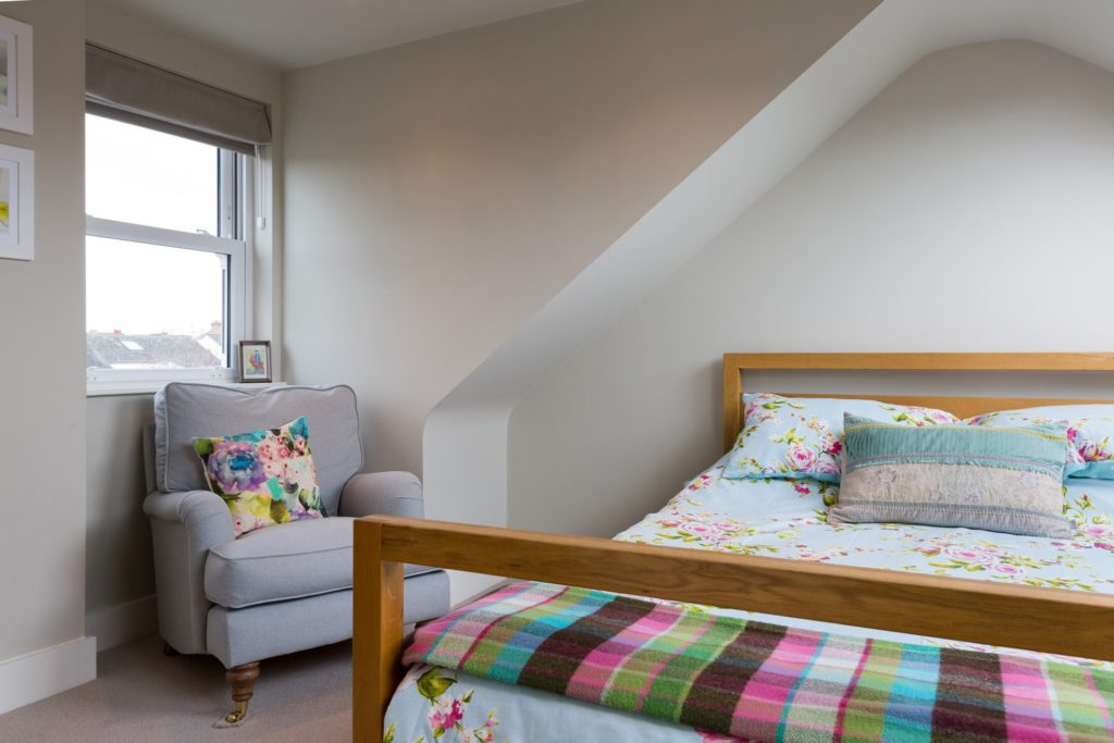 Loft Conversion Reading Nooks