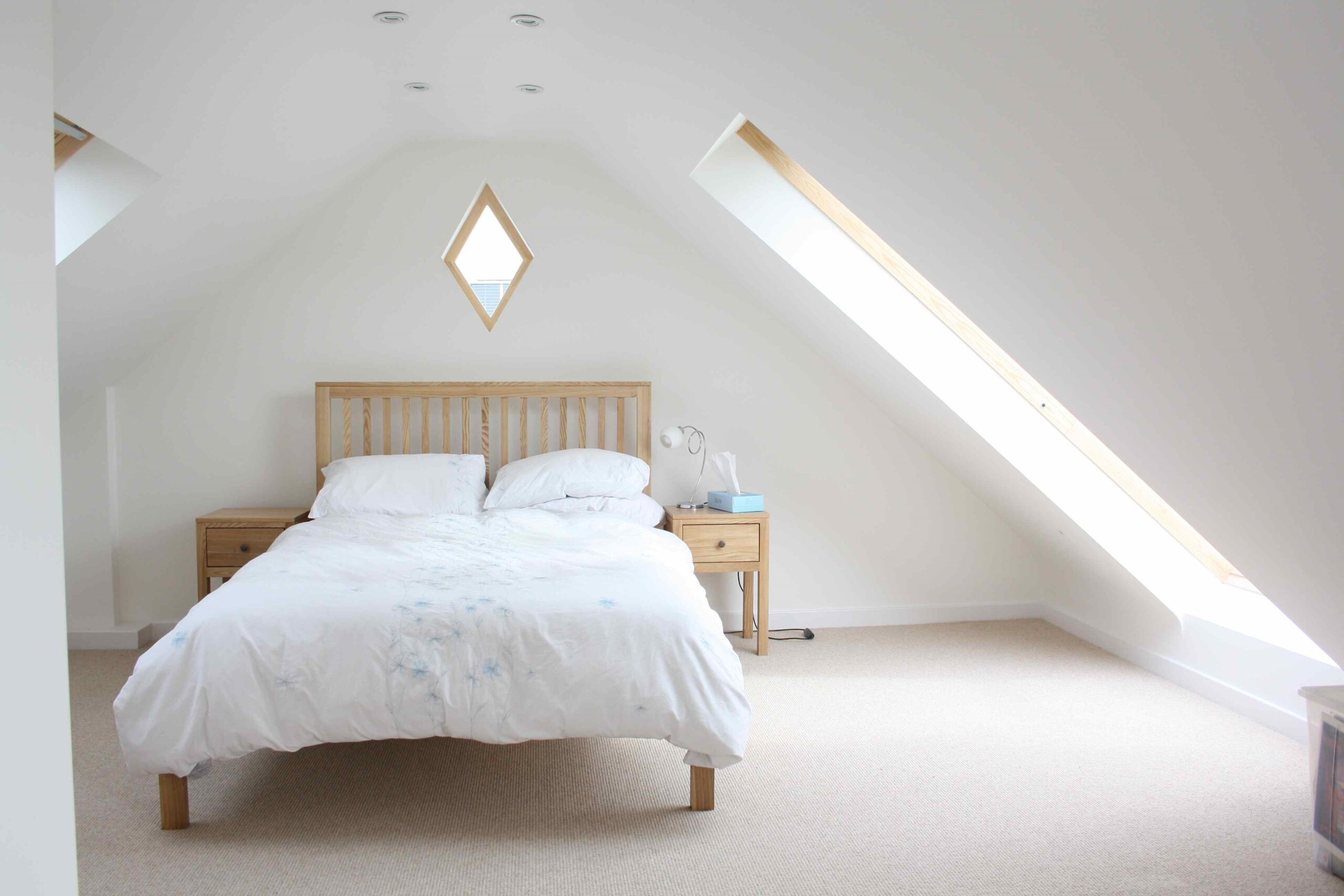 Velux Loft Conversion | Simple Skylight Loft Conversions ...