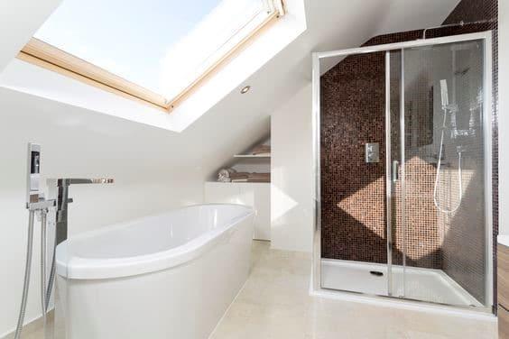 Loft Bathroom Ideas Brilliant Bathroom Loft Conversion Ideas  London Loft Conversions  Simply Loft Inspiration