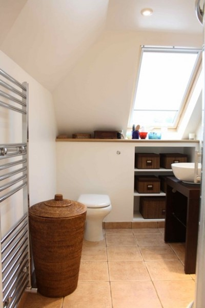 bathroom underfloor heating