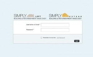 Dashboard login