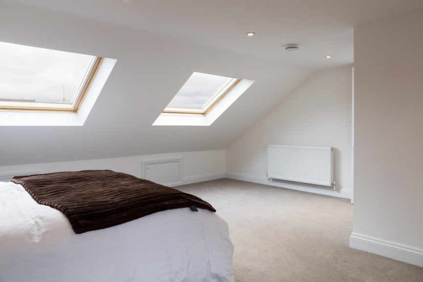 Greenwich Loft Conversion