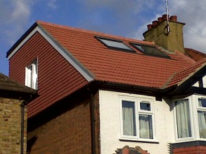 Mayfield Gardens Hip to Gable Loft Conversion