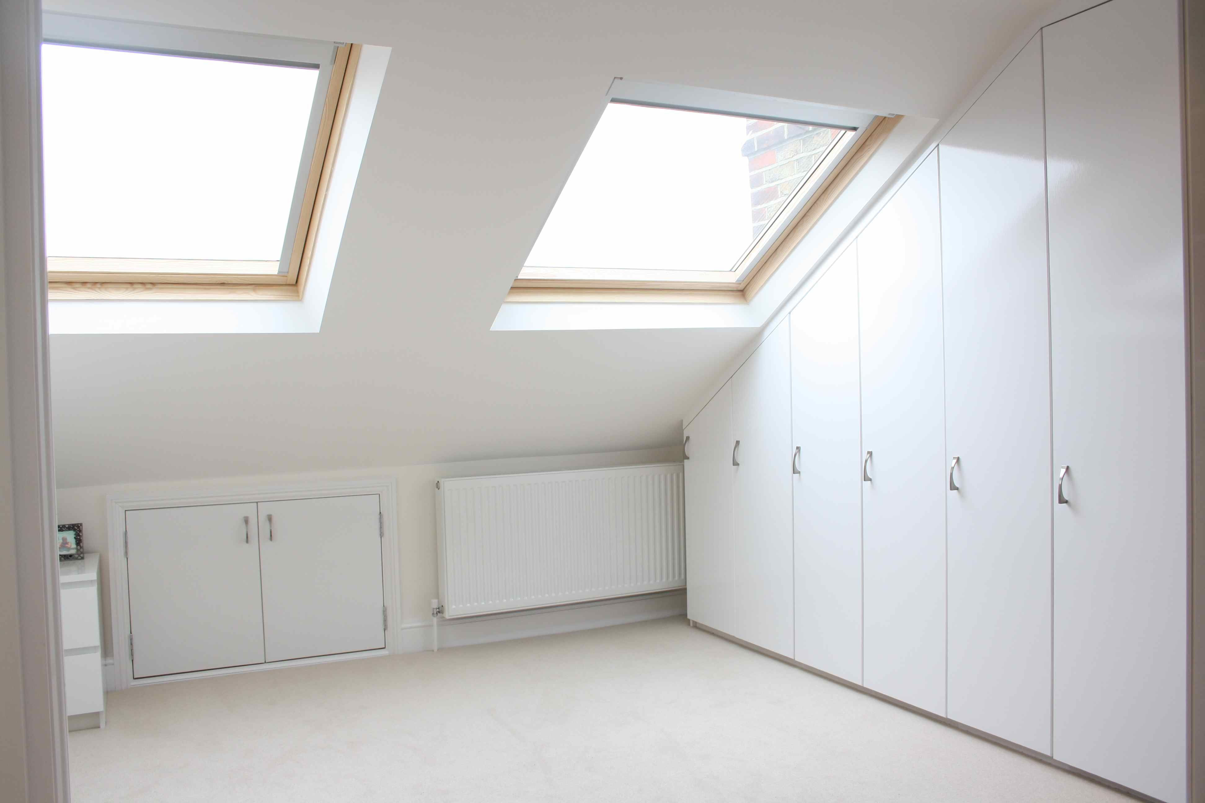 Would you use a loft conversion for storage