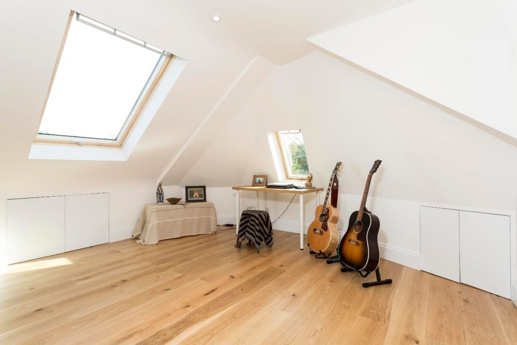 Loft Conversion Interior Design