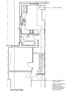 loft pod first floor plan