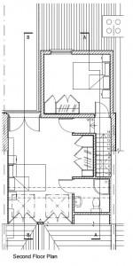 loft pod second floor plan